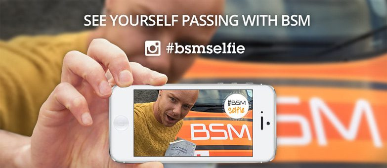 British School of Motoring home page