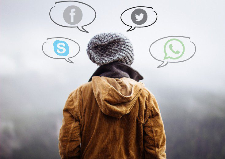 How to increase brand awareness using social media - listening