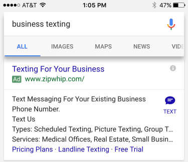 google-adwords-text-extension