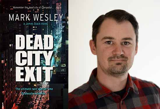 Dead City Exit - Dave Colgate - Head of SEO at Vertical Leap