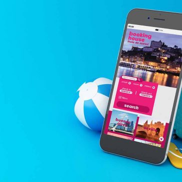 Five great examples of travel websites