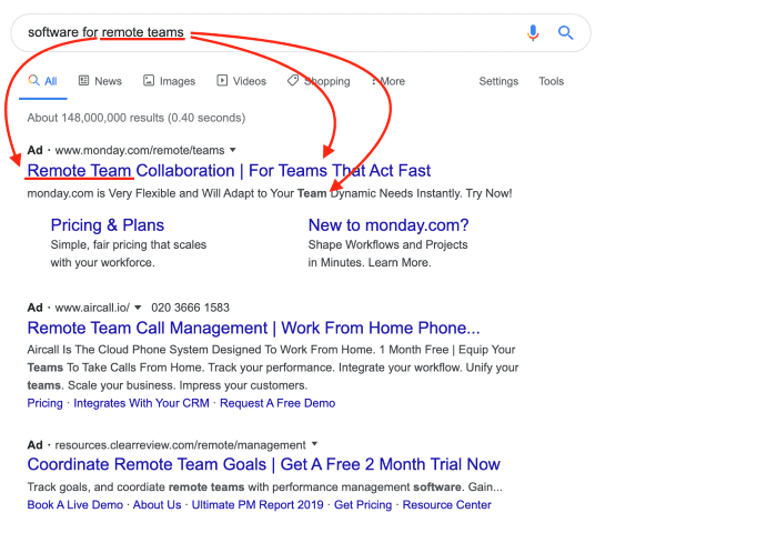 search result for 'software for remote teams'