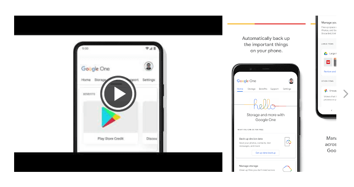 Adding a video to your app listing
