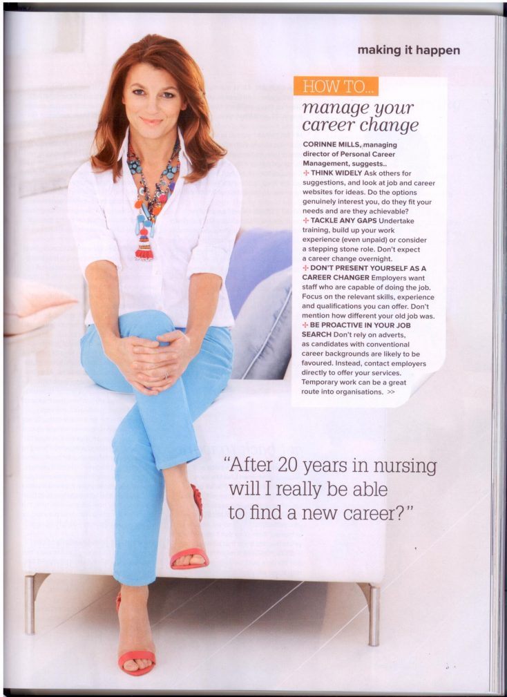 Woman and Home - Julia Cooper article page 2