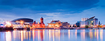 View of Cardiff, where Personal Career Management offer outplacement services and career coaching